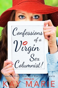 Confessions of a Virgin Sex Columnist Cover