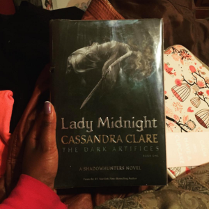 'Lady Midnight,' 'The Haters', And Other Books I Read This Month