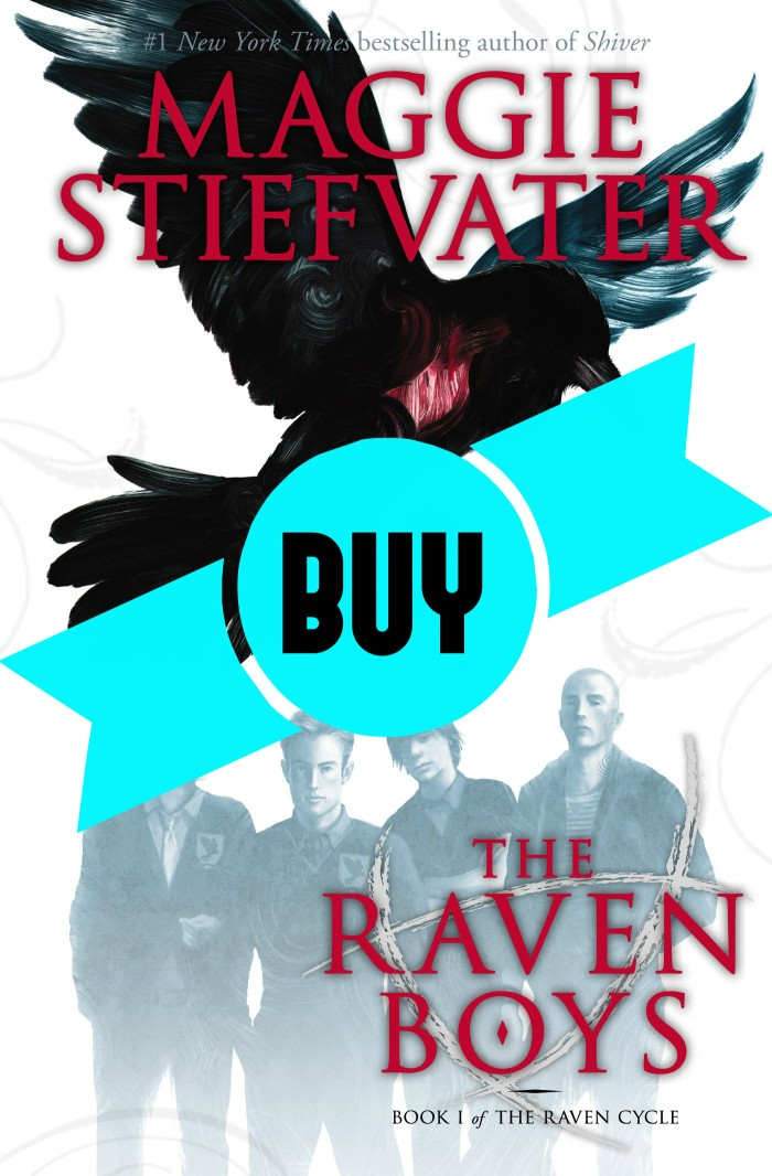 The Raven Boys Book Review