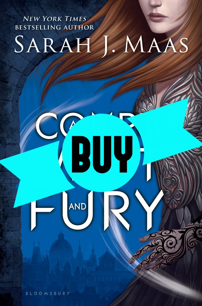 Book Review of A Court of Mist and Fury (ACOMAF)