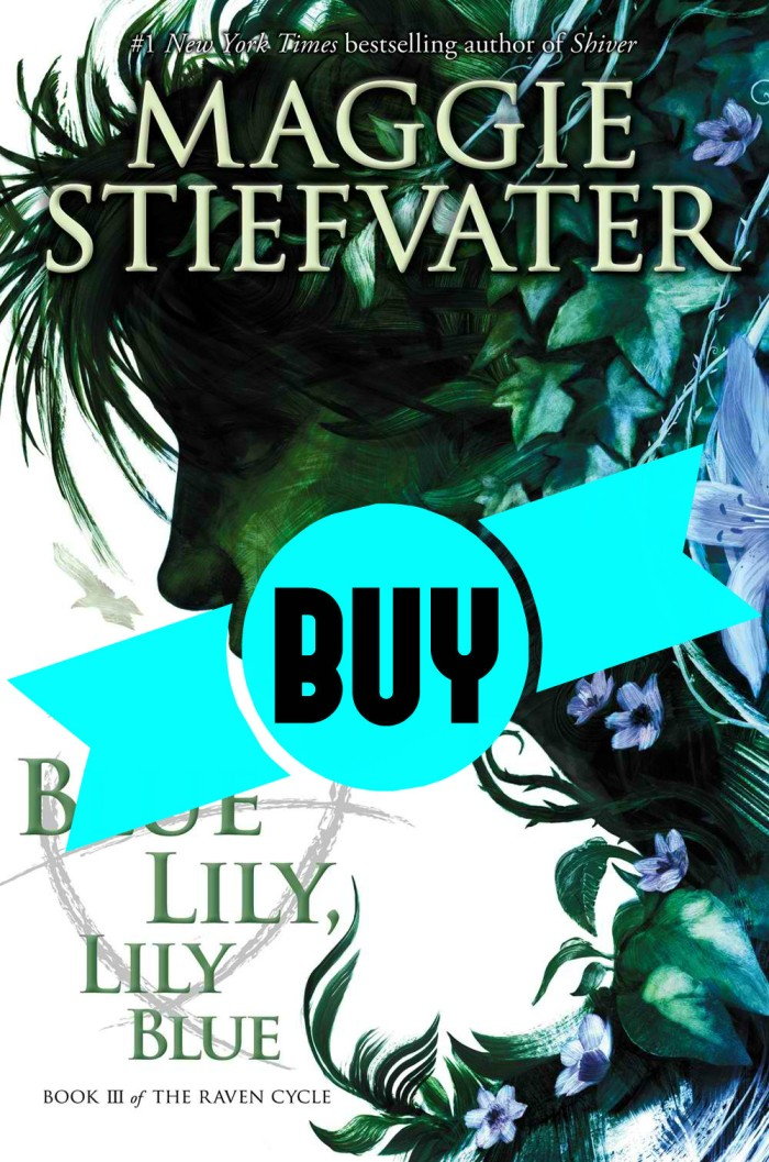 'Blue Lily, Lily Blue Book' Review