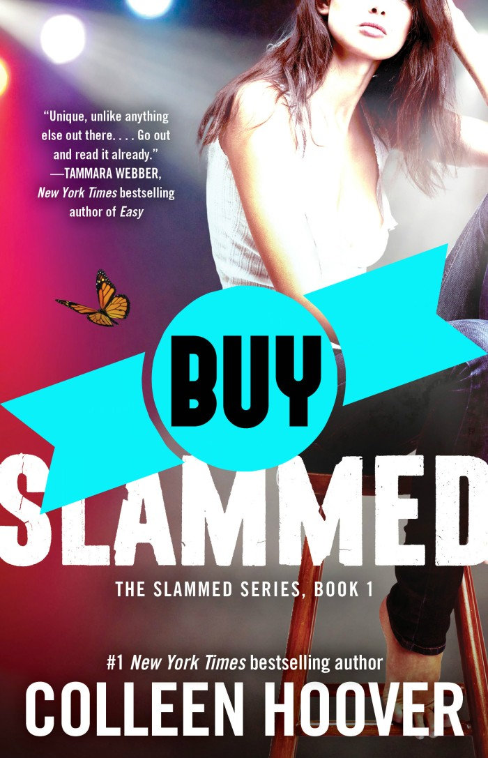"""Slammed"" Book Review"