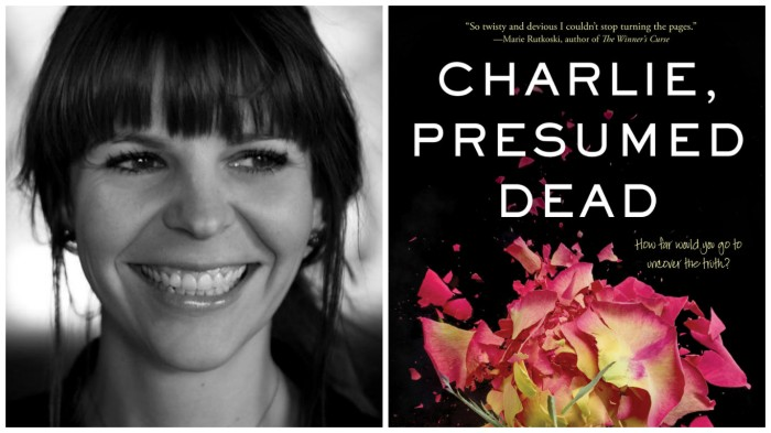 """Author Interview with Anne Heltzel, author of """"Charlie, Presumed Dead"""""""