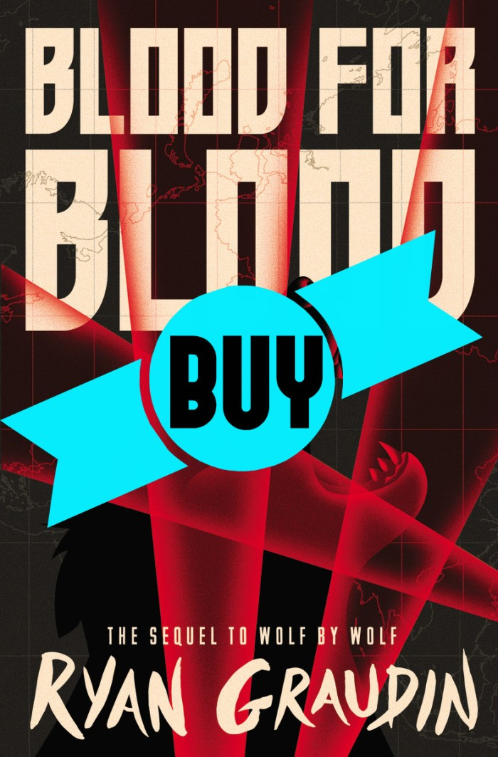 ARC Book Review: Blood for Blood