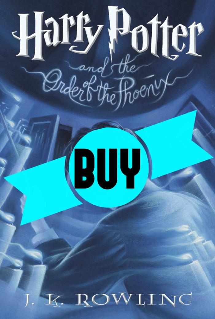 Book Review: Harry Potter and the Order of the Phoenix