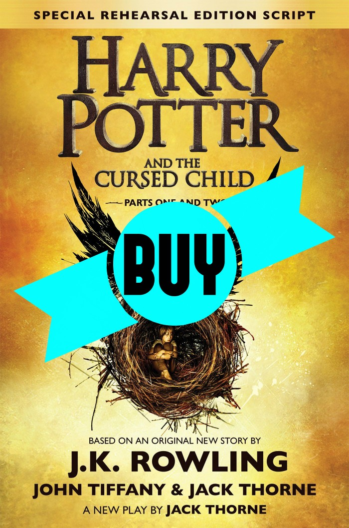"""The Cursed Child"" Review (No Spoilers!)"