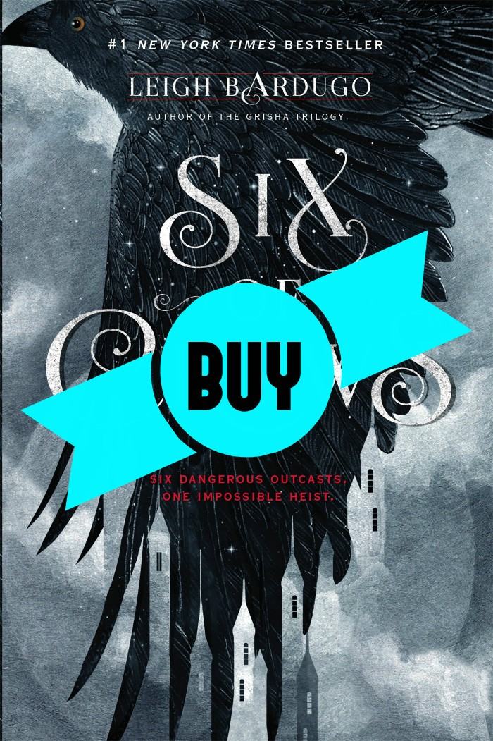'Six of Crows' Book Review