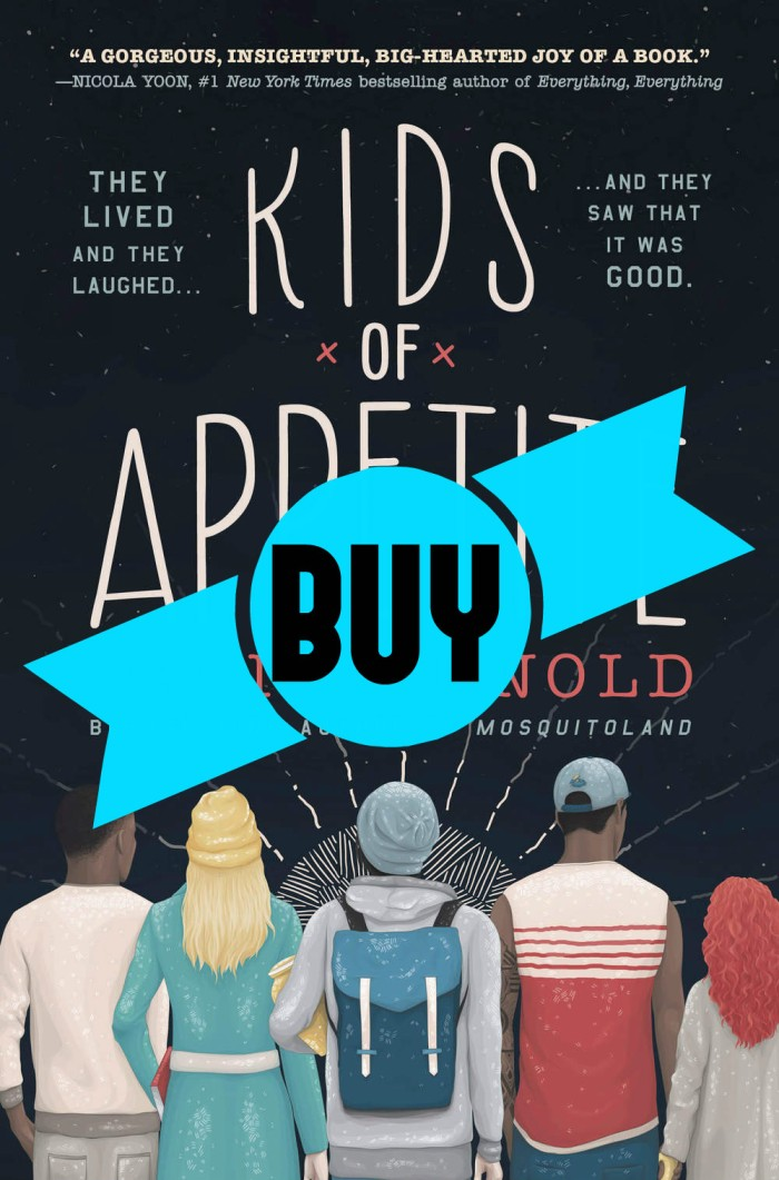 'Kids of Appetite' Book Review