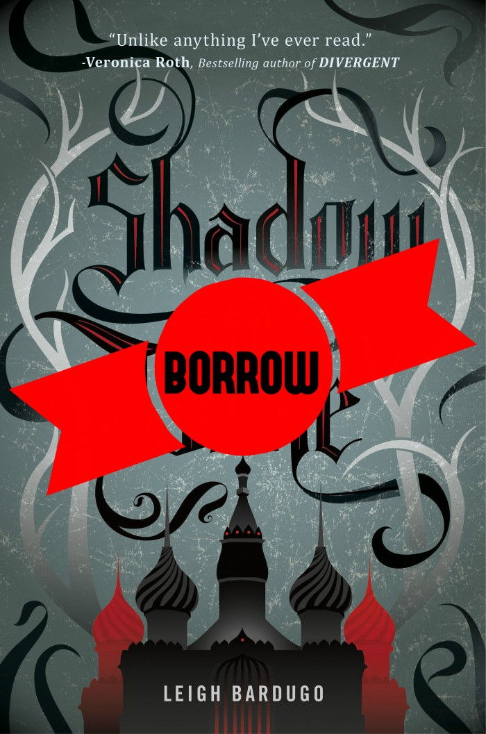 'Shadow and Bone' by Leigh Bardugo