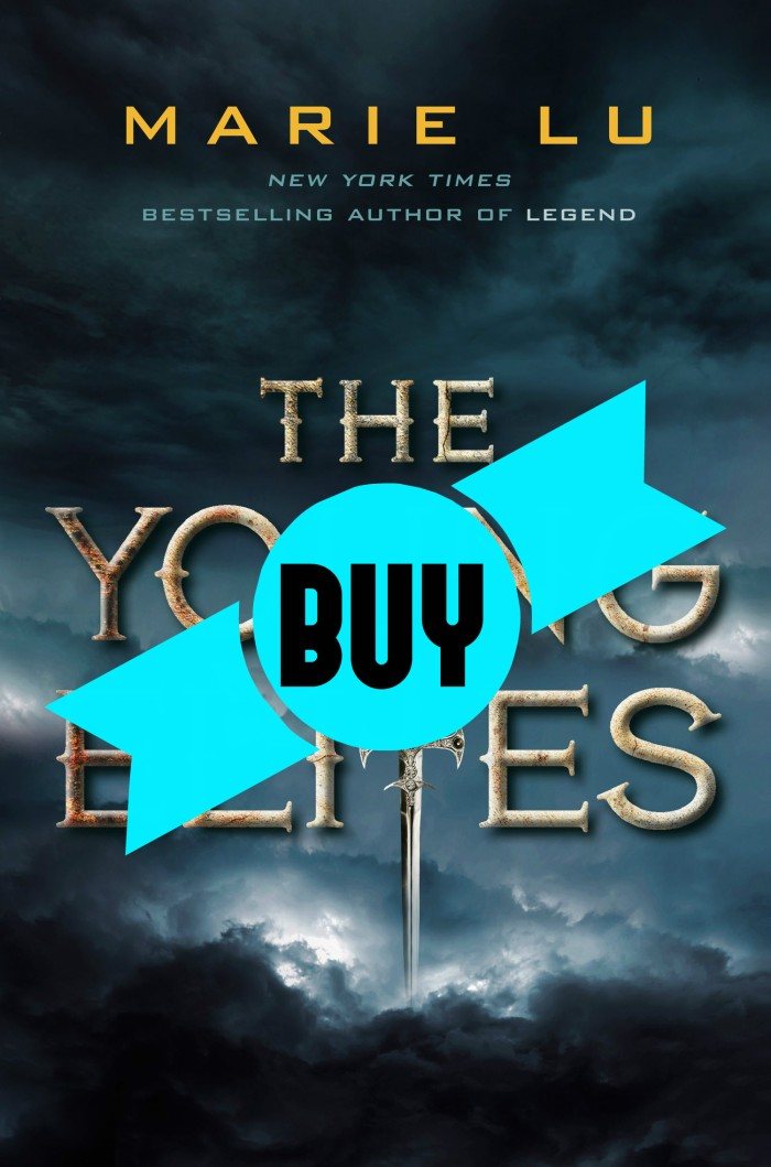 'The Young Elites' Book Review