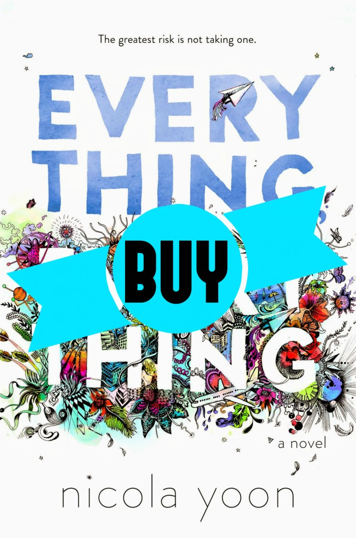 """Everything, Everything"" Book Review"