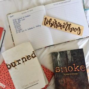 burned ellen hopkins review